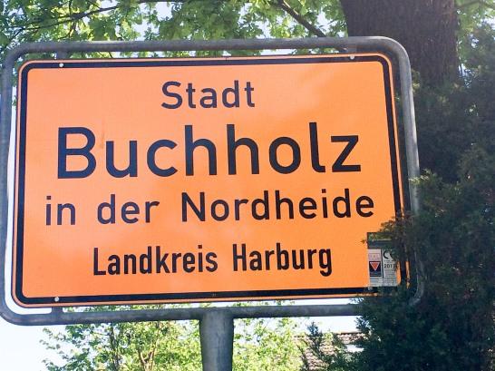 Heidschnuckenweg Ortsschild Buchholz 1807 captains_dinner